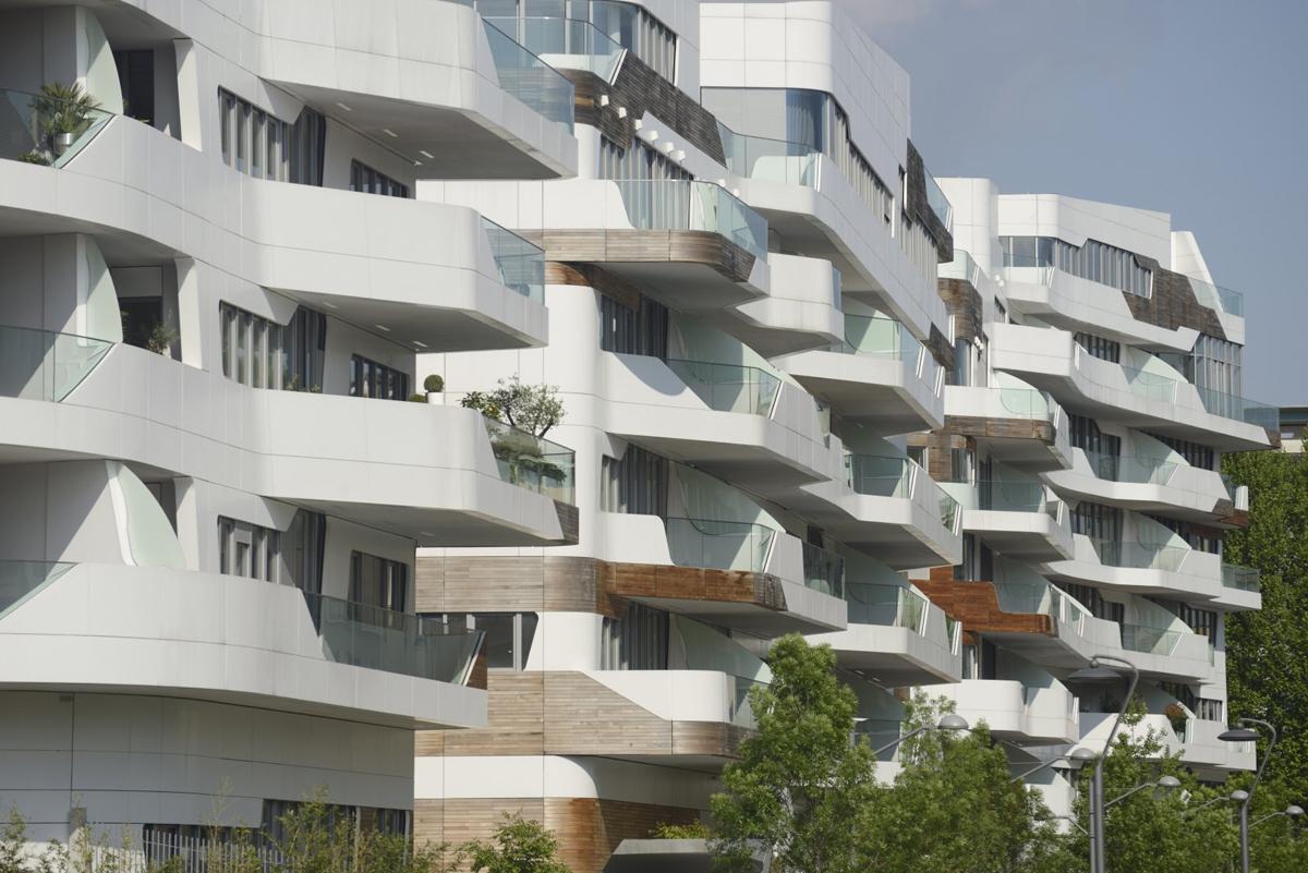 InPro - Studio Ingegneria edile Milano Torino - Citylife Milano Residenza Zaha Hadid