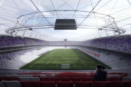 Nuovo Stadio di Firenze 4