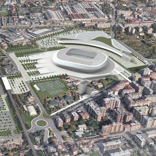 Nuovo Stadio di Firenze 2