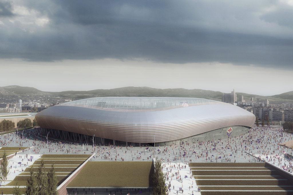 Nuovo Stadio di Firenze 1