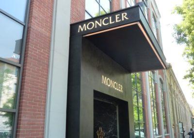 Uffici Moncler a Milano