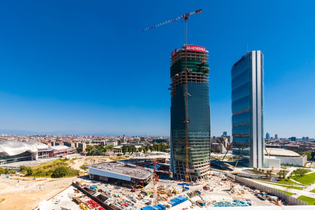 Torre Generali Hadid - CityLife Milano 3