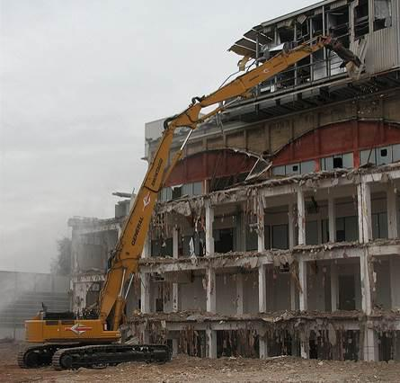 Decommissioning area ex Fiera campionaria di Milano 3
