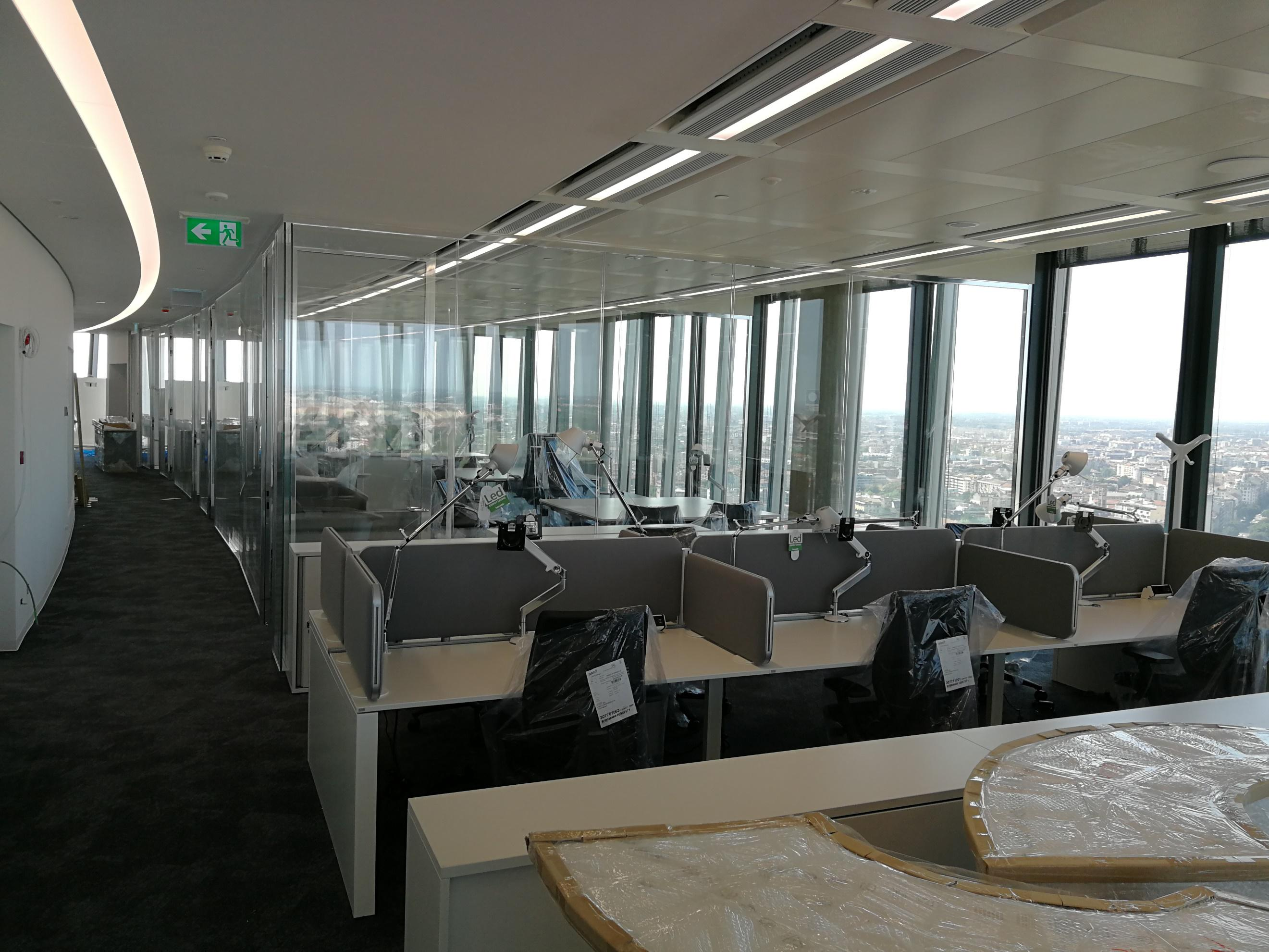 Fit-out Torre Generali 3