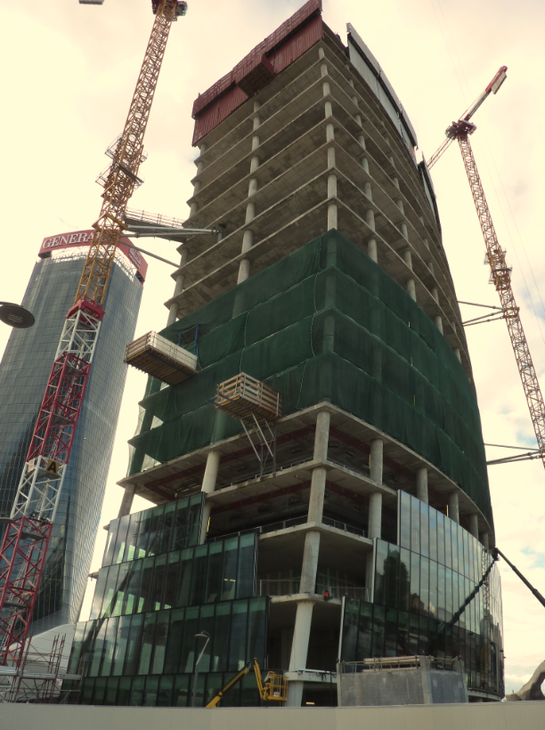 Torre PwC Libeskind - CityLife Milano 1