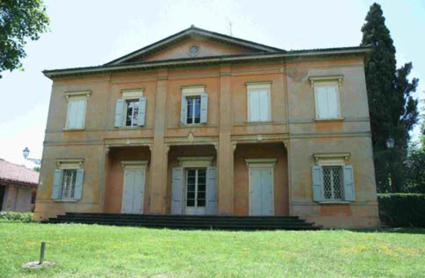 Villa Jano Bologna 2
