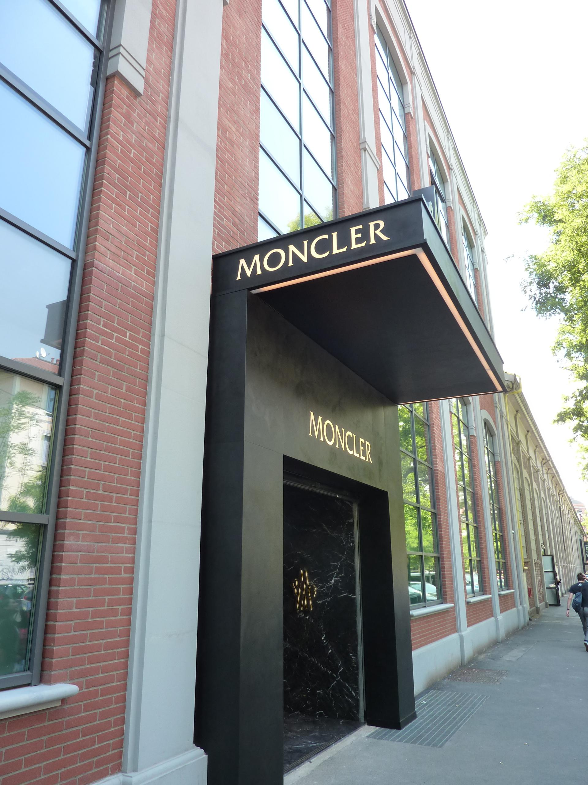 Uffici Moncler a Milano - 3