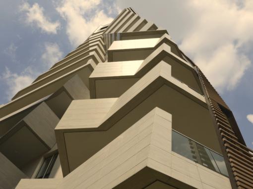 Residenze CityLife – Lotti Libeskind e Hadid