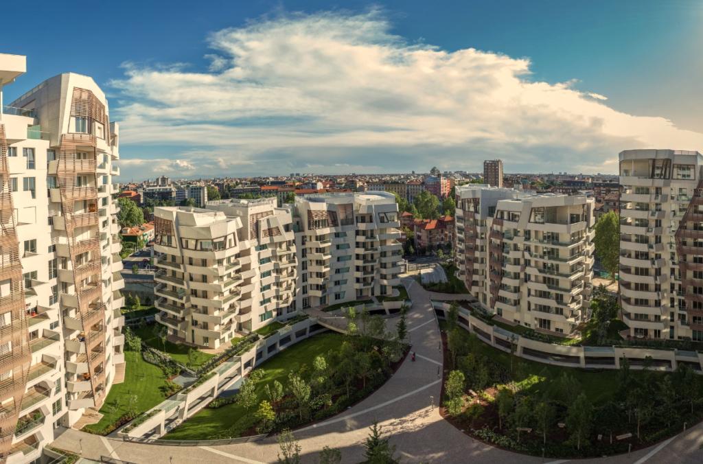 Residenze CityLife Milano 1