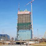 Torre Allianz Isozaki - CityLife Milano 3