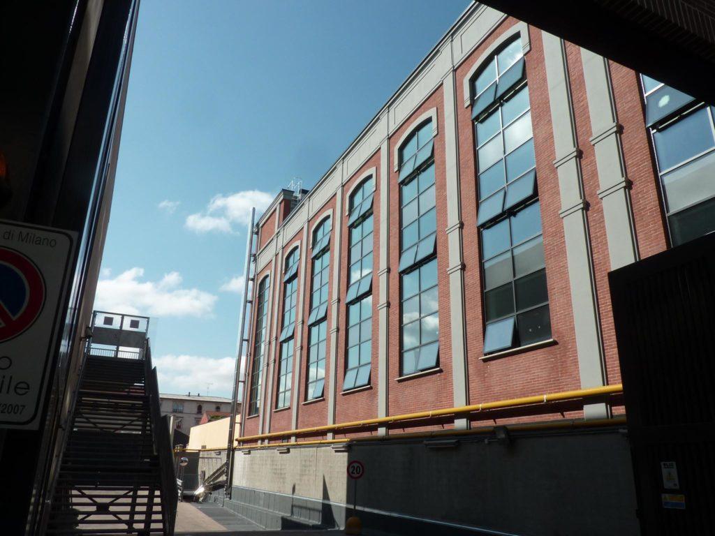 Nuovo edificio per uffici in Via Solari - 3