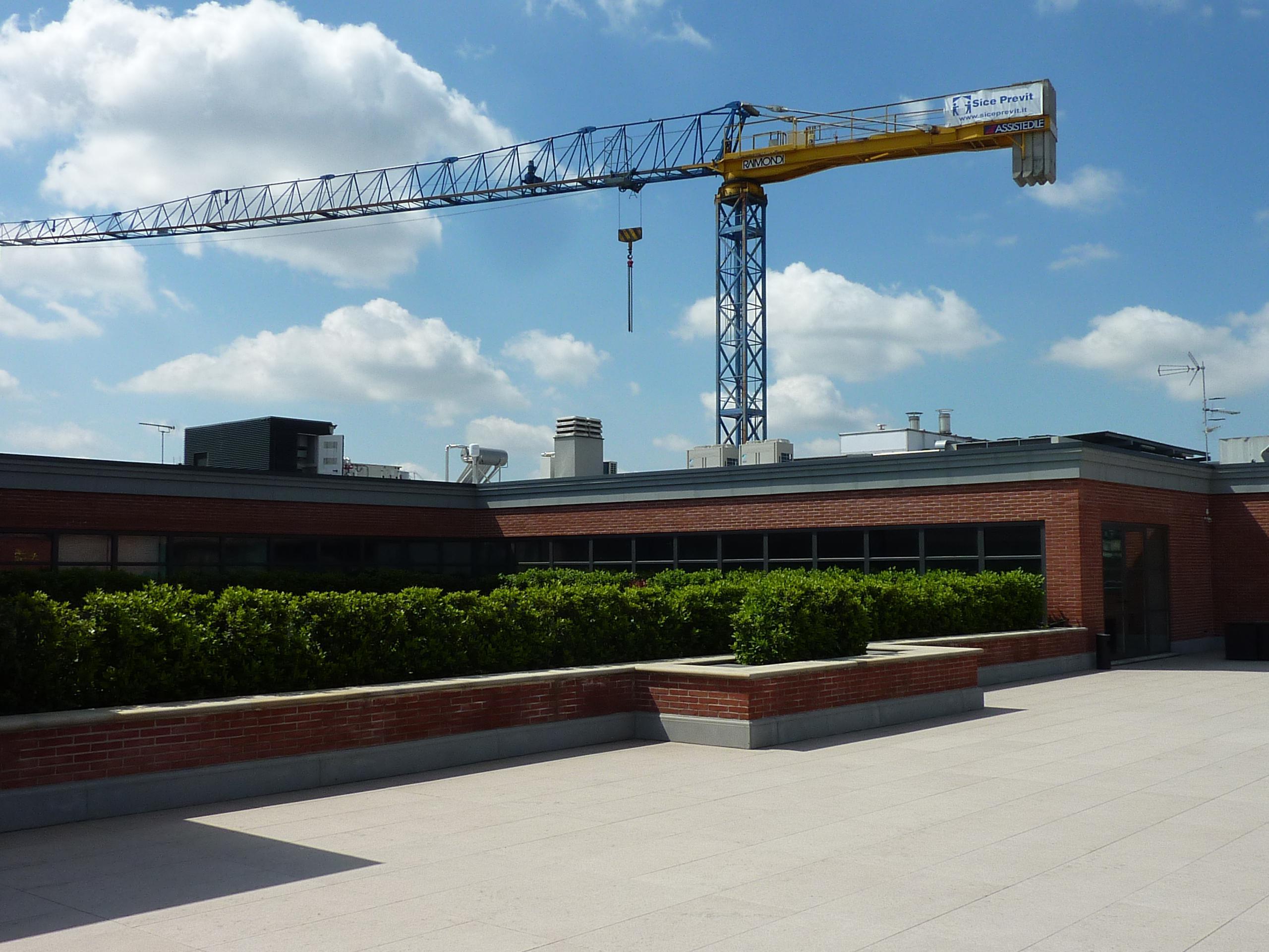 Nuovo edificio per uffici in Via Solari - 1